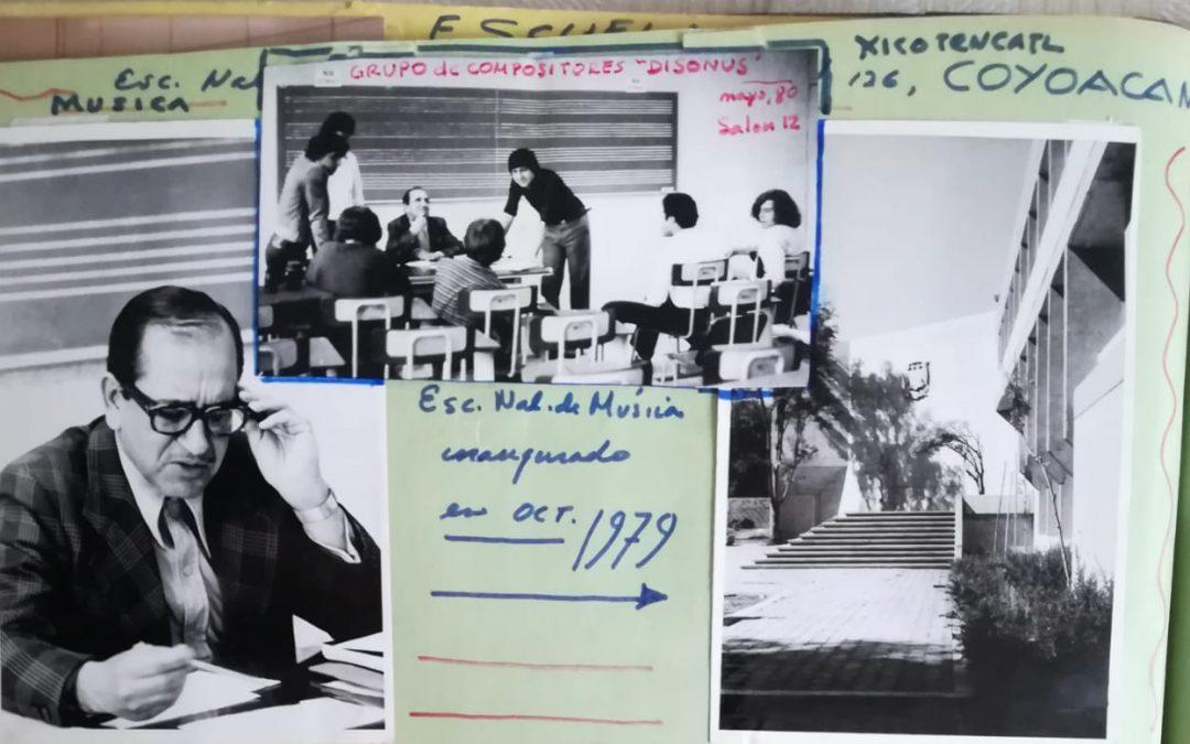 Para una historia de la música en México (1979-1980)