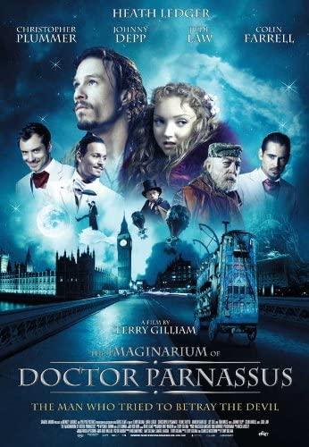El imaginario del Doctor Parnassus. El mito fáustico y sus correlatos esotéricos